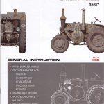 MiniArt-35317-LANZ-Bulldog-D8506-with-cargo-Trailer-14-150x150 Lanz D 8506 mit Anhänger in 1:35 von MiniArt # 35317