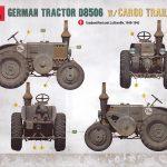 MiniArt-35317-LANZ-Bulldog-D8506-with-cargo-Trailer-17-150x150 Lanz D 8506 mit Anhänger in 1:35 von MiniArt # 35317