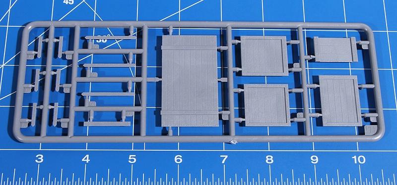 MiniArt-35317-LANZ-Bulldog-D8506-with-cargo-Trailer-19 Lanz D 8506 mit Anhänger in 1:35 von MiniArt # 35317