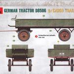 MiniArt-35317-LANZ-Bulldog-D8506-with-cargo-Trailer-20-150x150 Lanz D 8506 mit Anhänger in 1:35 von MiniArt # 35317