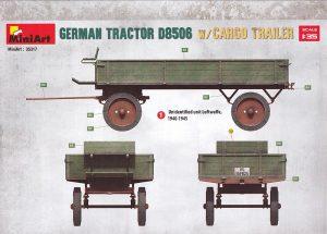 MiniArt-35317-LANZ-Bulldog-D8506-with-cargo-Trailer-20-300x215 MiniArt 35317 LANZ Bulldog D8506 with cargo Trailer (20)