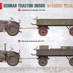 MiniArt-35317-LANZ-Bulldog-D8506-with-cargo-Trailer-23-150x150 Lanz D 8506 mit Anhänger in 1:35 von MiniArt # 35317