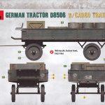 MiniArt-35317-LANZ-Bulldog-D8506-with-cargo-Trailer-25-150x150 Lanz D 8506 mit Anhänger in 1:35 von MiniArt # 35317