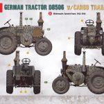 MiniArt-35317-LANZ-Bulldog-D8506-with-cargo-Trailer-27-150x150 Lanz D 8506 mit Anhänger in 1:35 von MiniArt # 35317