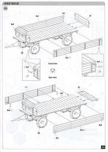 MiniArt-35317-LANZ-Bulldog-D8506-with-cargo-Trailer-39-214x300 MiniArt 35317 LANZ Bulldog D8506 with cargo Trailer (39)
