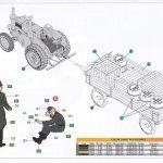 MiniArt-35317-LANZ-Bulldog-D8506-with-cargo-Trailer-41-150x150 Lanz D 8506 mit Anhänger in 1:35 von MiniArt # 35317