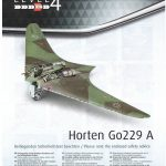 Revell-03859-Horten-Go-229-52-150x150 Horten Ho 229 in 1:48 von Revell #03859