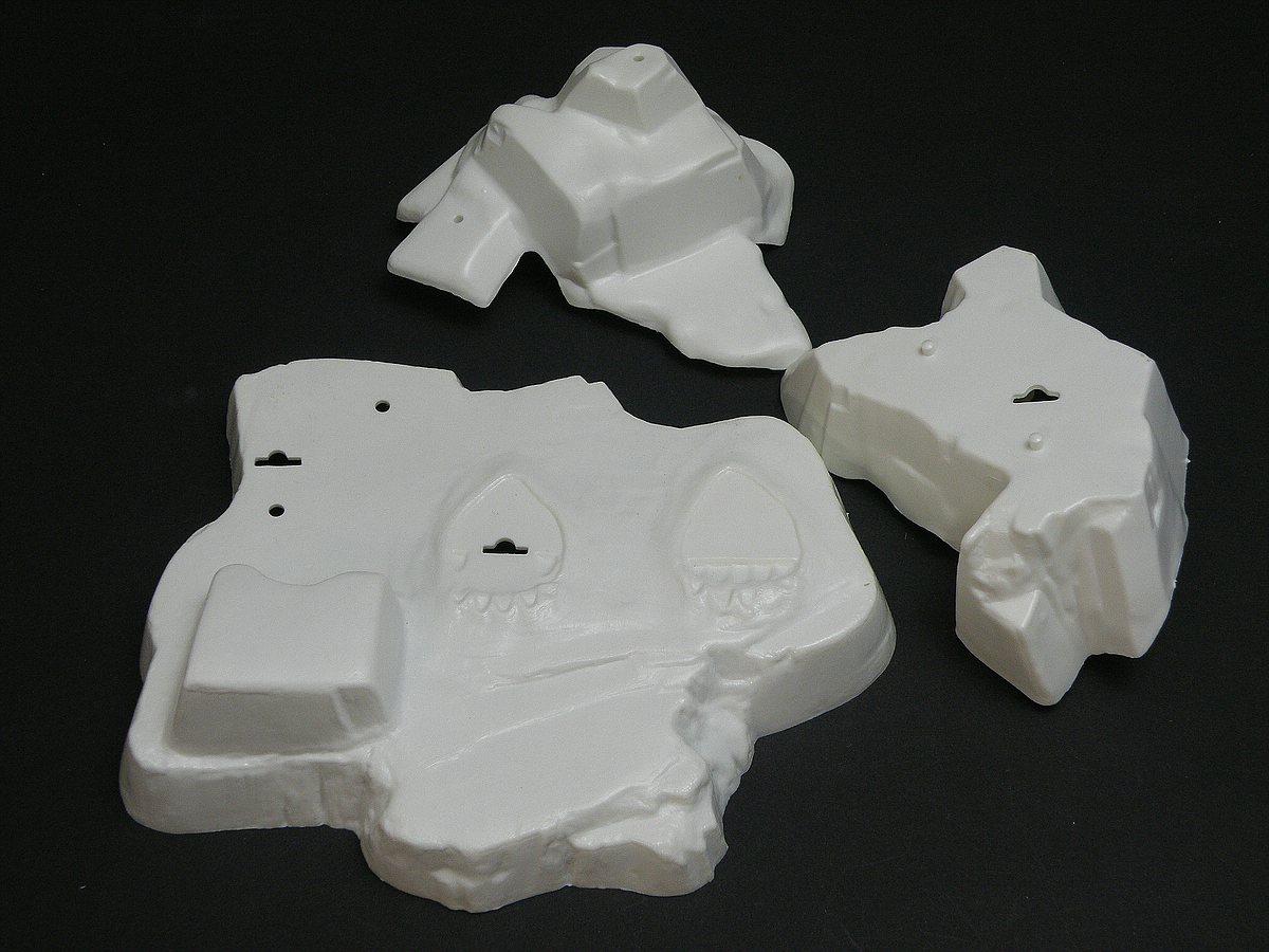 Revell-6464-Eisbaer-11 Kit-Archäologie: Eisbär (Polar-Bär) von Revell, 1:? #6464
