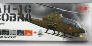 ICM-Farbset für die AH-1G Cobra – kurzer Praxistest