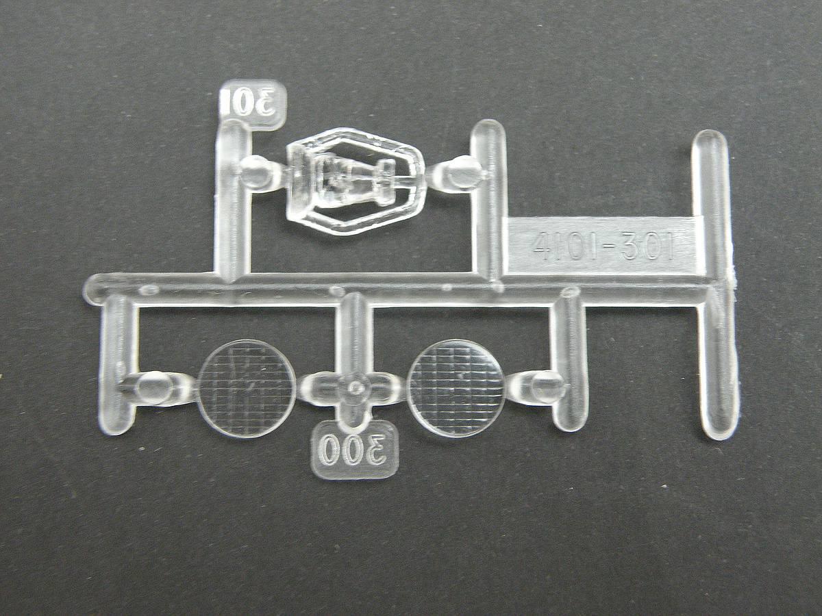 AMT-Matchbox-PK-4101-Thomas-Flyer-11 Kit-Archäologie: Thomas Flyer in 1:25 von AMT / Matchbox #PK-4101