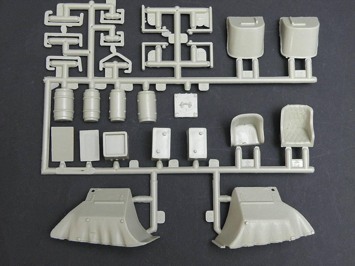 AMT-Matchbox-PK-4101-Thomas-Flyer-14 Kit-Archäologie: Thomas Flyer in 1:25 von AMT / Matchbox #PK-4101
