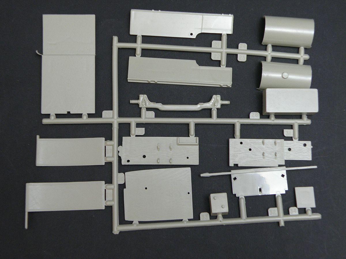 AMT-Matchbox-PK-4101-Thomas-Flyer-17 Kit-Archäologie: Thomas Flyer in 1:25 von AMT / Matchbox #PK-4101