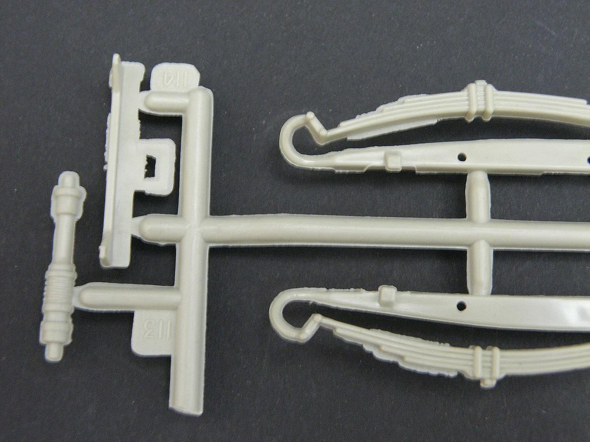 AMT-Matchbox-PK-4101-Thomas-Flyer-22 Kit-Archäologie: Thomas Flyer in 1:25 von AMT / Matchbox #PK-4101