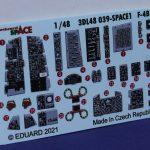 Eduard-3DL48040-Tamiya-F-4B-SPACE-4-150x150 Eduard SPACE für Tamiya F-4B Phantom # 3DL48040
