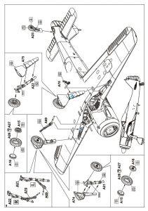 Eduard-7440-FW-190-F-8-WEEKEND-Bauanleitung-3-211x300 Eduard 7440 FW 190 F-8 WEEKEND Bauanleitung (3)