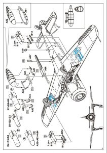 Eduard-7440-FW-190-F-8-WEEKEND-Bauanleitung-4-211x300 Eduard 7440 FW 190 F-8 WEEKEND Bauanleitung (4)