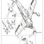 Eduard-7440-FW-190-F-8-WEEKEND-Bauanleitung-6-150x150 Focke Wulf FW 190 F-8 WEEKEND von Eduard (1:72) # 7440