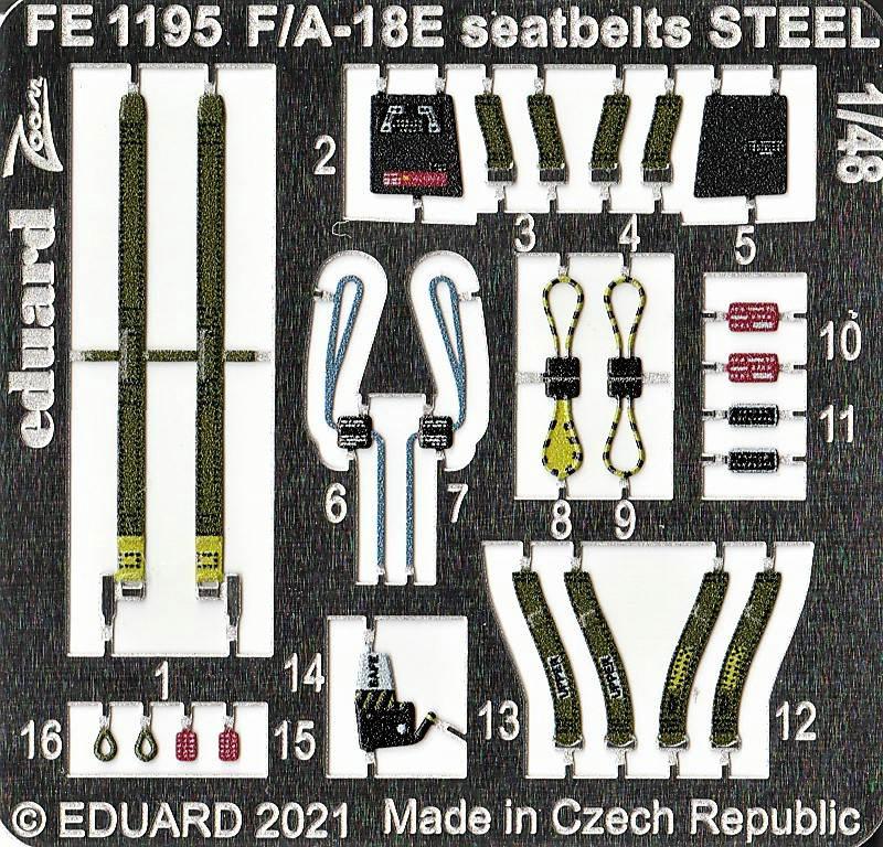 Eduard-FE-1194-und-1195-F-18-von-meng-7 Eduard Ätzteile und Masken für Mengs neue F/A-18E Super Hornet #FE1194, FE1195, EX786 und EX787