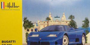 Bugatti EB 110 von Heller (1:24) #80738