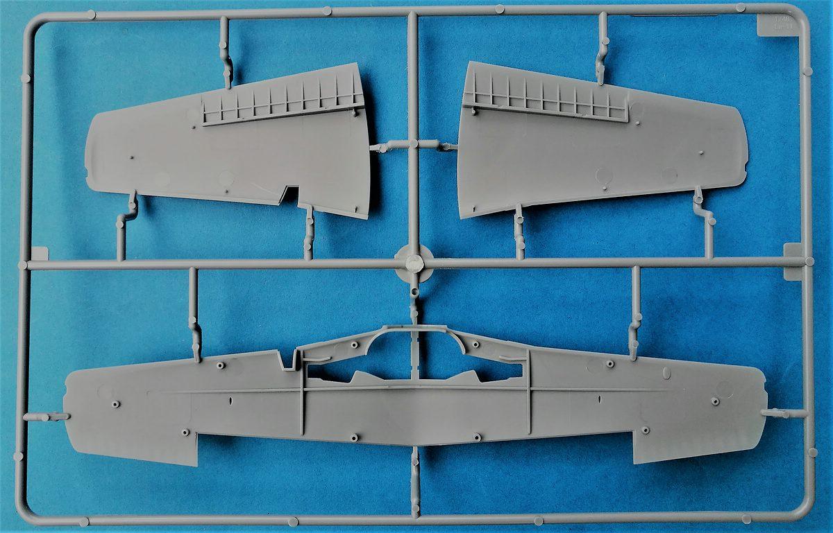 HobbyBoss-81760-La-11-Fang-11 Lavochkin -11 Fang in 1:48 von HobbyBoss # 81760