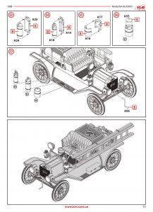 ICM-35605-Ford-Model-T-1914-Fire-Truck-15-217x300 ICM 35605 Ford Model T 1914 Fire Truck (15)
