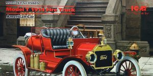 Ford Model T 1914 Fire Truck in 1:35 von ICM # 35605
