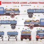 MiniArt-38023-Merdecedes-L1500S-with-Cargo-TRAILER-38-150x150 Mercedes L 1500S with cargo trailer in 1:35 von MiniArt 38023