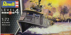 US NAVY Swift Boat Mk. 1 in 1:72 von Revell #05176