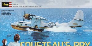 Kit-Archäologie: Cousteau´s PBY Flying Boat (1:72) von Revell H-576