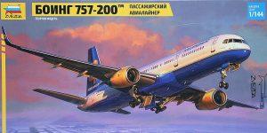 Boeing 757-200 in 1:144 von Zvezda #7032