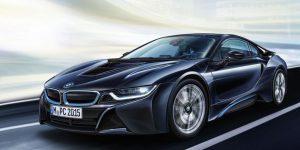 Testshots vorgestellt: Der neue BMW i8 von Revell